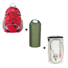 Day Pack+Dry Bag+Hydration (RRP $160)