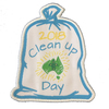 2018 Clean Up Australia Day Badge