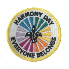 2018 Harmony Day Badge