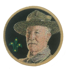 BP Souvenir Badge
