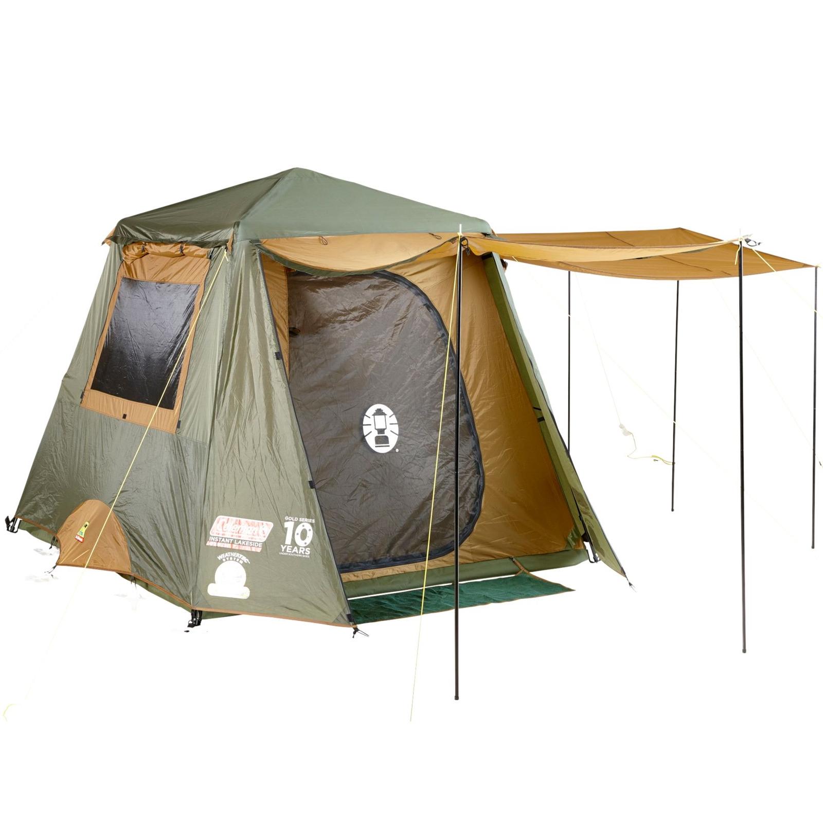 Instant up 4p ...  sc 1 st  The Scout Shop & Coleman 4 Person Instant Up Gold Tent (RRP $499.95) - The Scout Shop