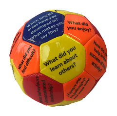 Plan>Do>Review> Thumb Ball (Single)