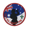 2018 Lest We Forget Swap Badge (RRP $2.50)
