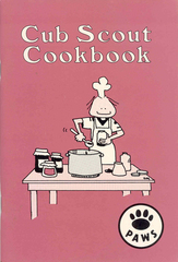 Cub Scout Cookbook - PAWS Book Series