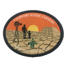 2018 Drought Relief Badge