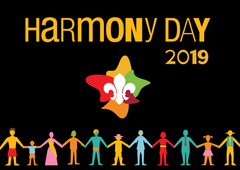 2019 Harmony Day Badge