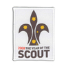 2008 Year of the Scout Swap Badge