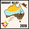 2019 Drought Relief Badge