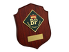 BP Award Plaque w/Stand