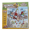World Scout Bridge Jigsaw Puzzle