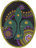 Aboriginal Dreamtime Badge