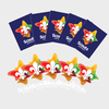 Logo Stickers 10x8cm - Pack10