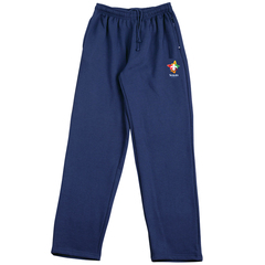 Logo Cotton Fleecy Pants Adults