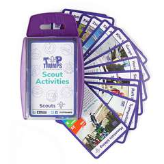 World Scout Top Trumps - Scout Activities