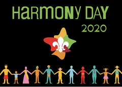 PRE ORDER 2020 Harmony Day Badge