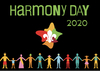 2020 Harmony Day Badge