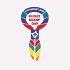 2020 Scarf Day Badge