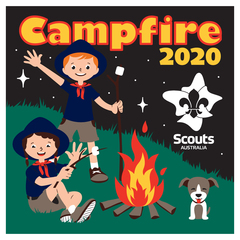 2020 Campfire Swap Badge