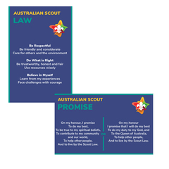Promise & Law Card 2020 (EACH)