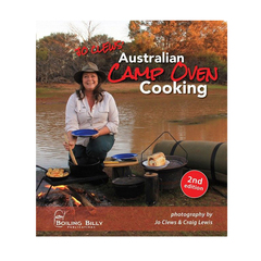 Australian Camp Oven Cooking (RRP $49.95)