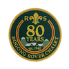 LIMITED EDITION Bogong Rovers 80yr Anniversary Swap Badge