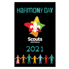 2021 Harmony Day Badge