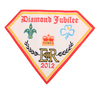 Diamond Jubilee Badge