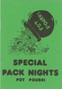 Cub Special Pack Nights: Pot Pourri