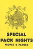 Cub Special Pack Nights: People & Places