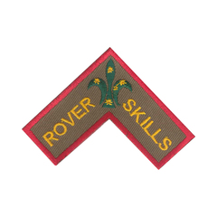 Rover Skills Badge (Prior to 2014)