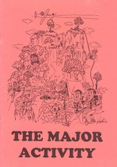 The Major Activity Award Booklet