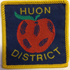 Huon District Badge (Tasmania)
