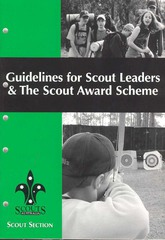 Guidelines for Scout Leaders & The Scout Award Scheme - DOWNLOAD ONLY