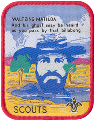 Waltzing Matilda - Ghost