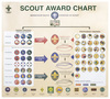 Scout Award Chart - DOWNLOAD ONLY