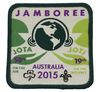 Jota Joti Badge 2015