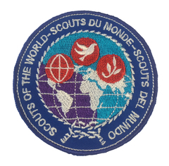 Scouts Of The World Badge - Supporters Badge