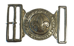 Original UK Scout Belt Buckle