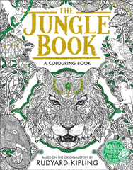The Jungle Book Colouring Book (RRP $29.95)