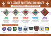 Joey Scout Badge Chart - OUT OF STOCK
