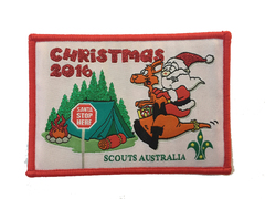 2016 Christmas Badge