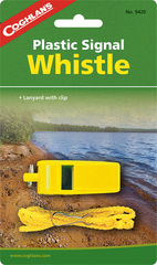 Plastic Signal Whistle (RRP $7.95)
