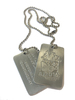 AJ2016 Metal Dog Tags Vic Contingent (RRP $9.95)